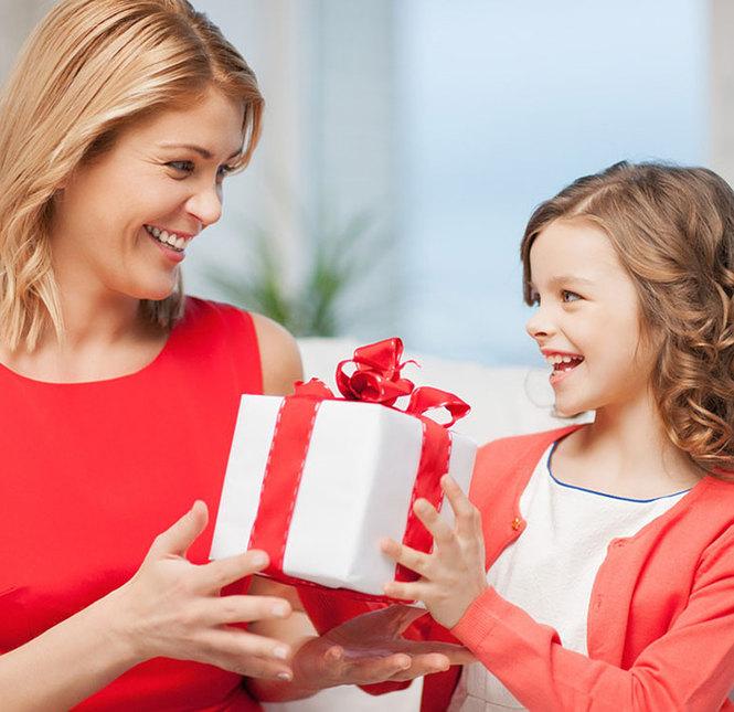 Как узнать что подарит мама